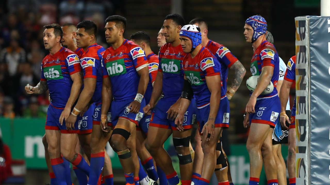 Some more Newcastle Knights players are set to be shown the door
