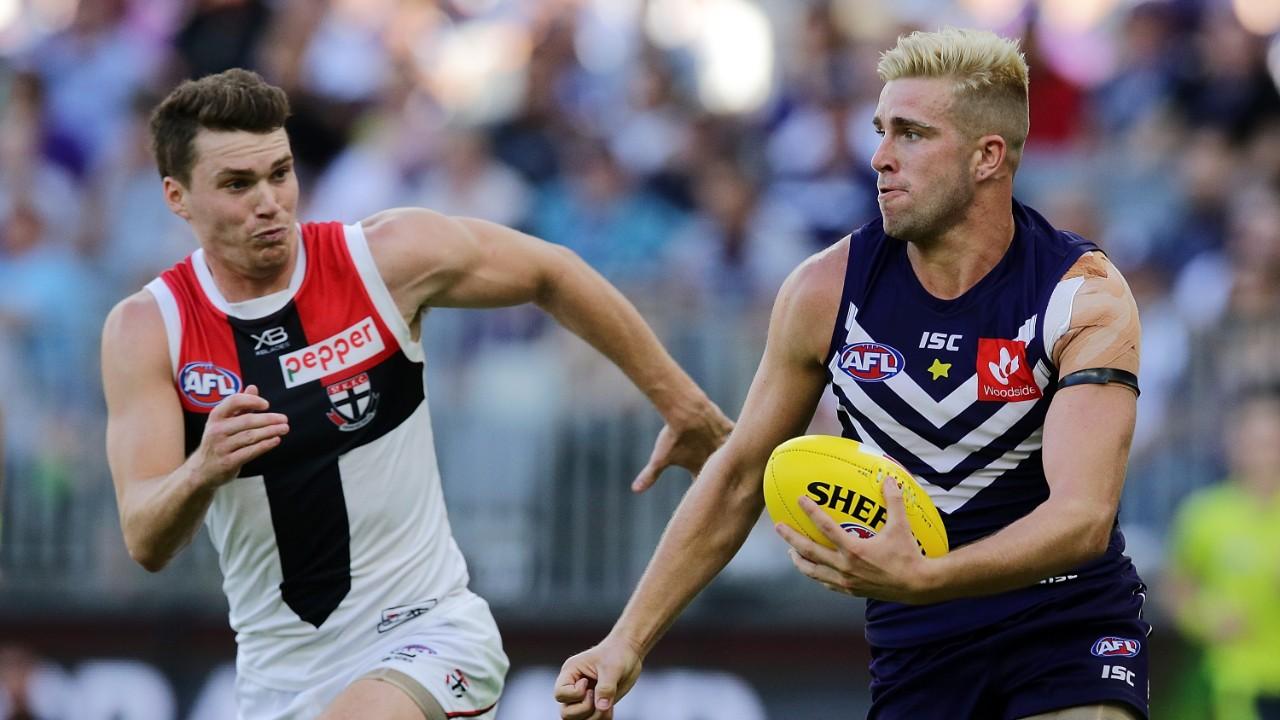 AFL 2020: Fremantle Dockers lock in star defender Luke Ryan until 2023