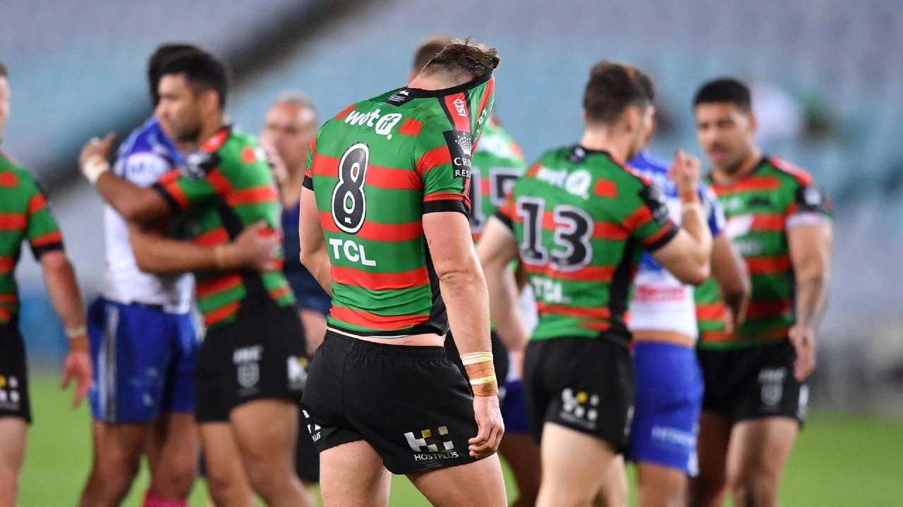 Michael Ennis labels South Sydney Rabbitohs forward Liam Knight as a 'liability'