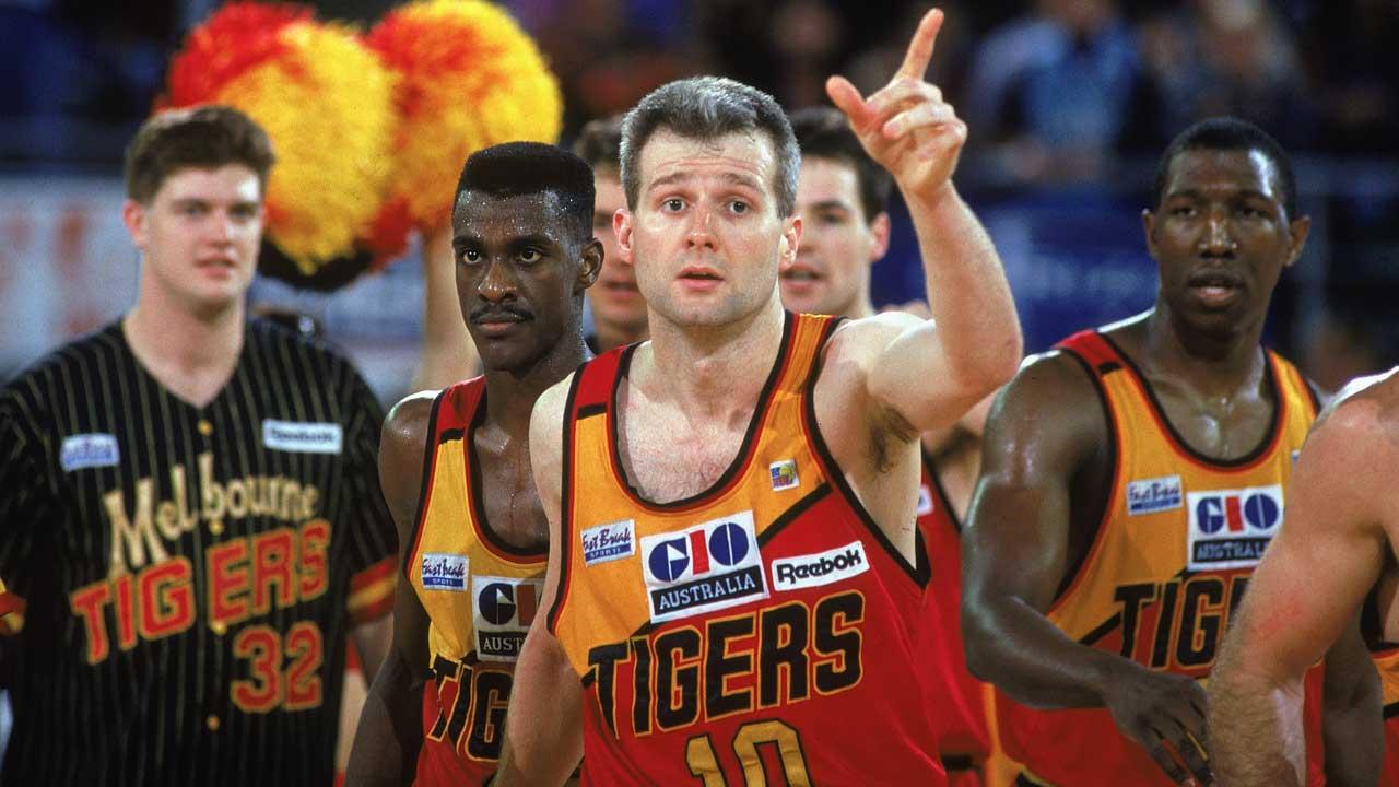 Andrew Gaze, Lanard Copeland slam Melbourne Tigers name change ...