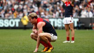 #Melbourne Jack Watts Demons unhappy