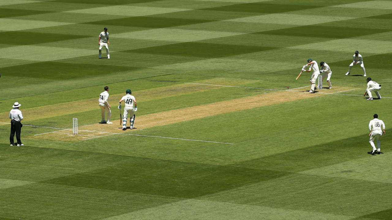 MCG pitch Boxing Day Test