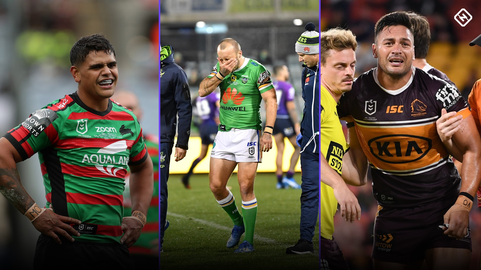 Nrl 2020 Confirmed Team Lists For Round 10 Sporting News Australia