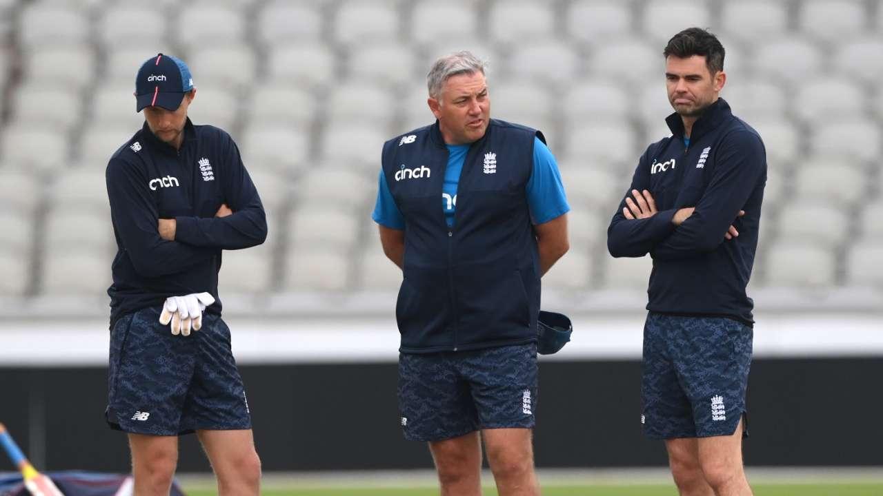 Root Silverwood Anderson England cricket