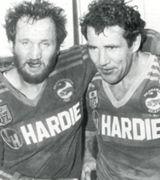 Ray Price and Mick Cronin