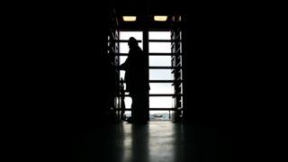 #Silhouette Pensioner