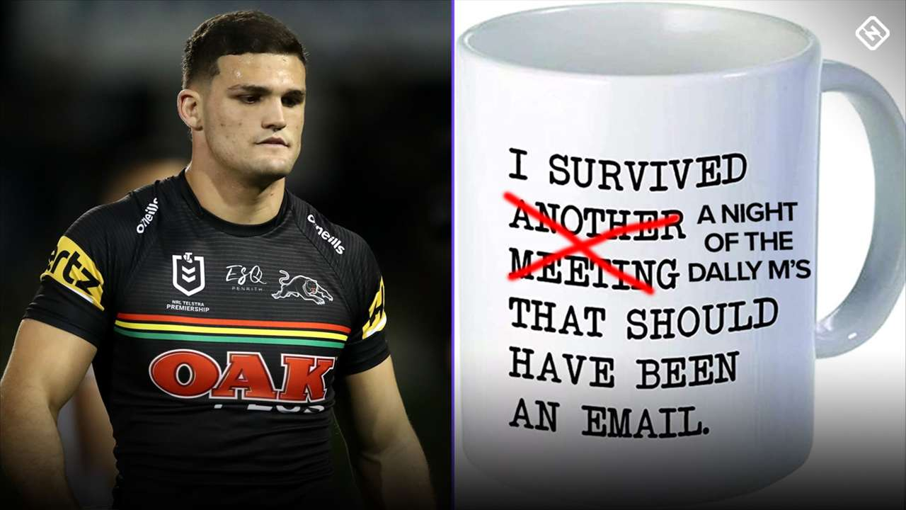 Nathan Cleary Dally M split