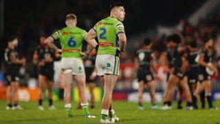 Canberra Raiders loss