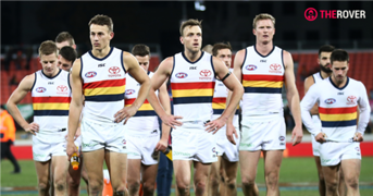 #Rover Adelaide Crows