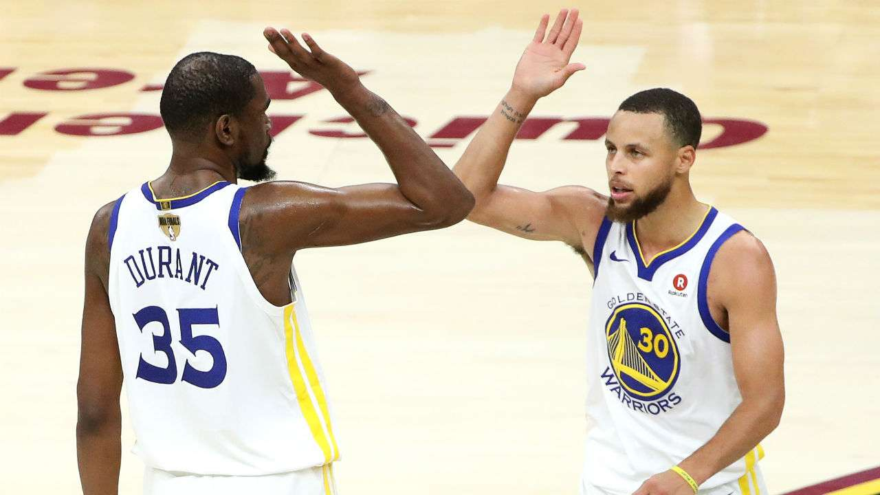 Durant and Curry
