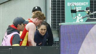 Matt Rowell injury