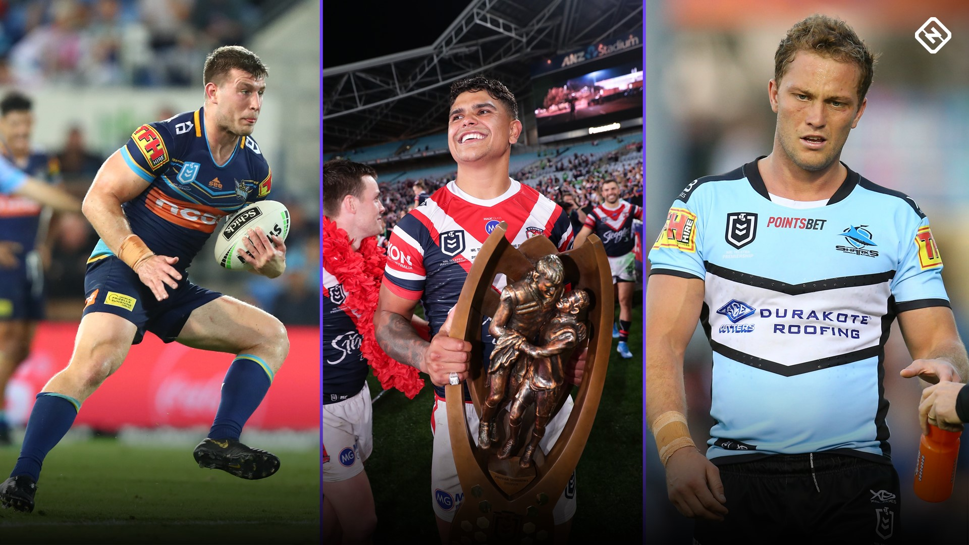 Nrl 2020 Squads For Every Side In Round 1 This Season Sporting News Australia