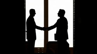 #Business silhouette