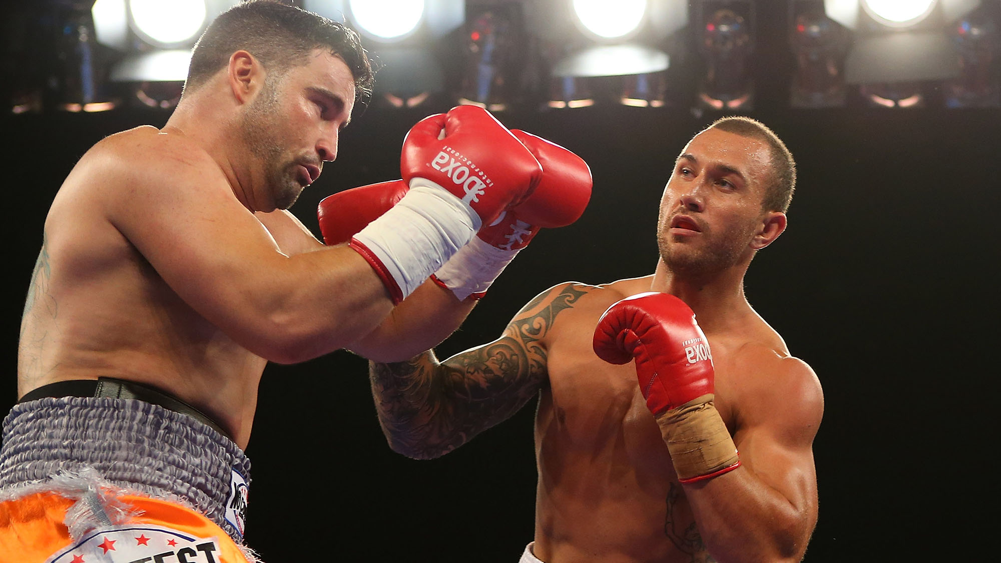 Quade Cooper to fight on Mundine-Green II undercard ...