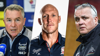 Paul Green, Craig Fitzgibbon, Anthony Griffin