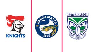 NRL 2019 logos