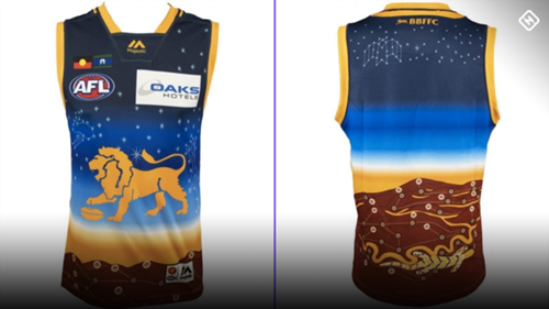 Afl Indigenous Jumpers 2019 Every Club S Sir Doug Nicholls Round Guernsey Sporting News Australia