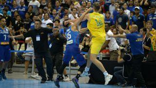 #Australia Philippines basketball
