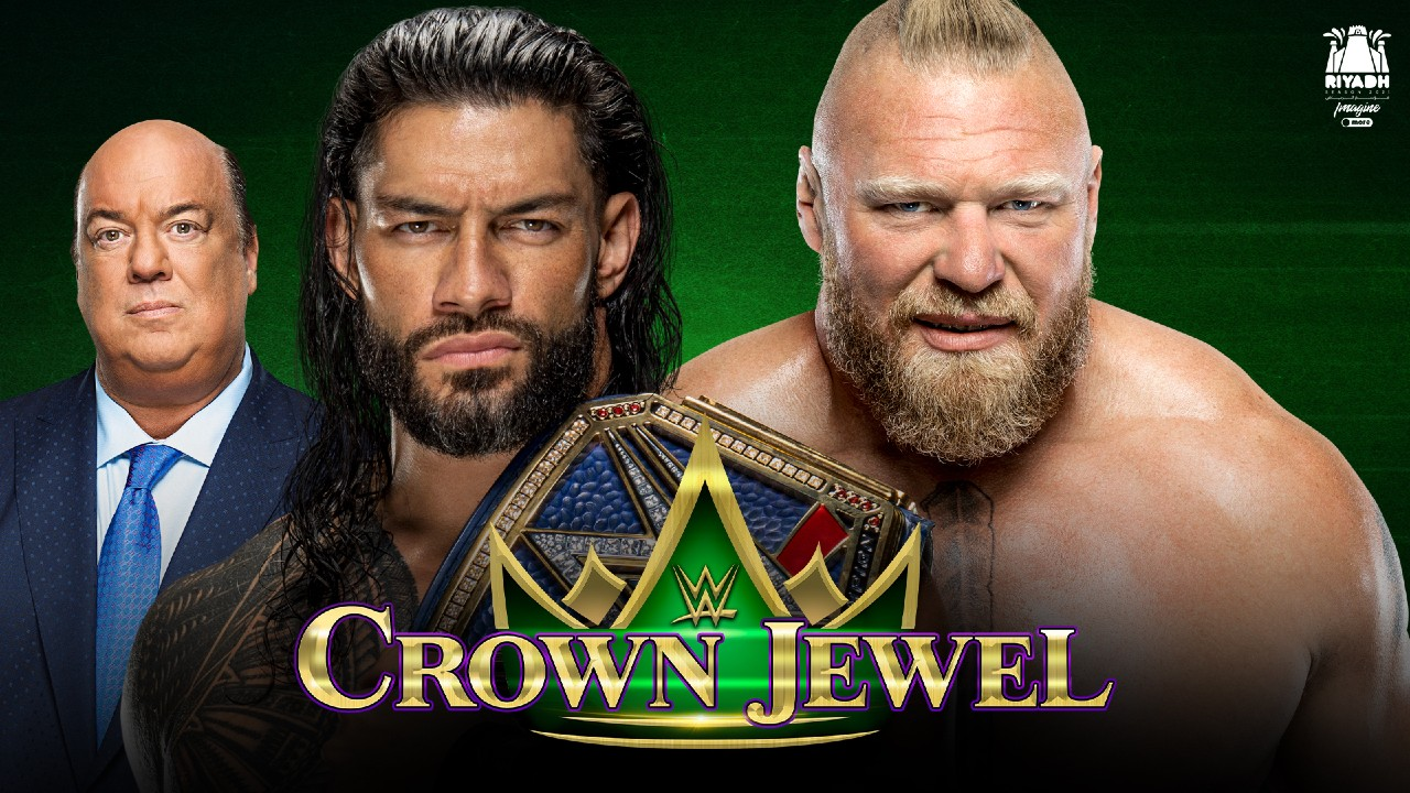 Roman Reigns reveals the major difference in renewed Brock Lesnar rivalry ahead of WWE Crown Jewel