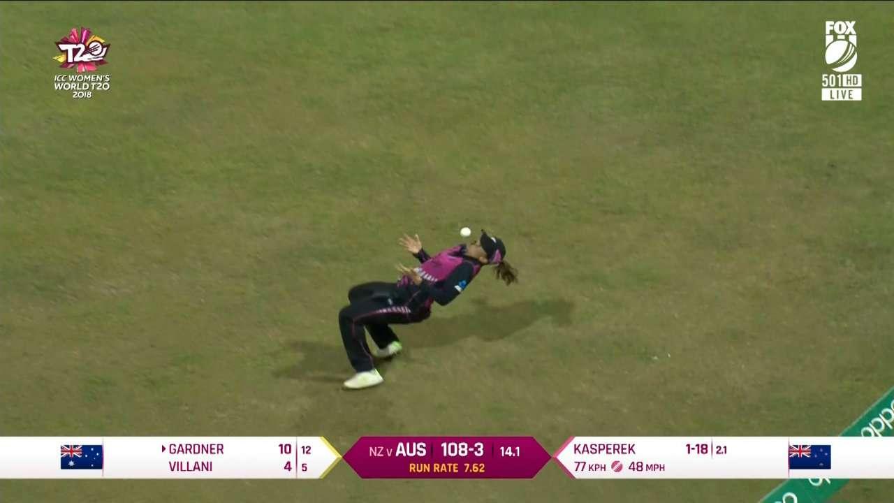 Suzie Bates catch WT20