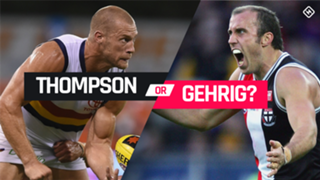 Thompson v Gehrig pick 16
