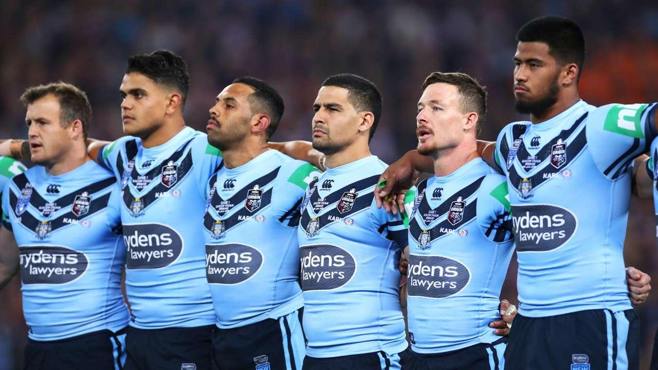 NSW Blues anthem