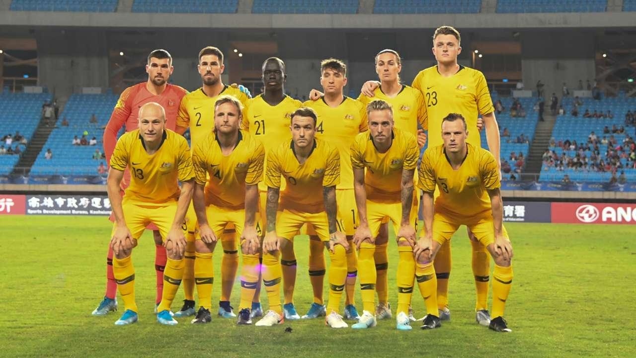 Socceroos 2019