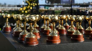 Melbourne Cup draw