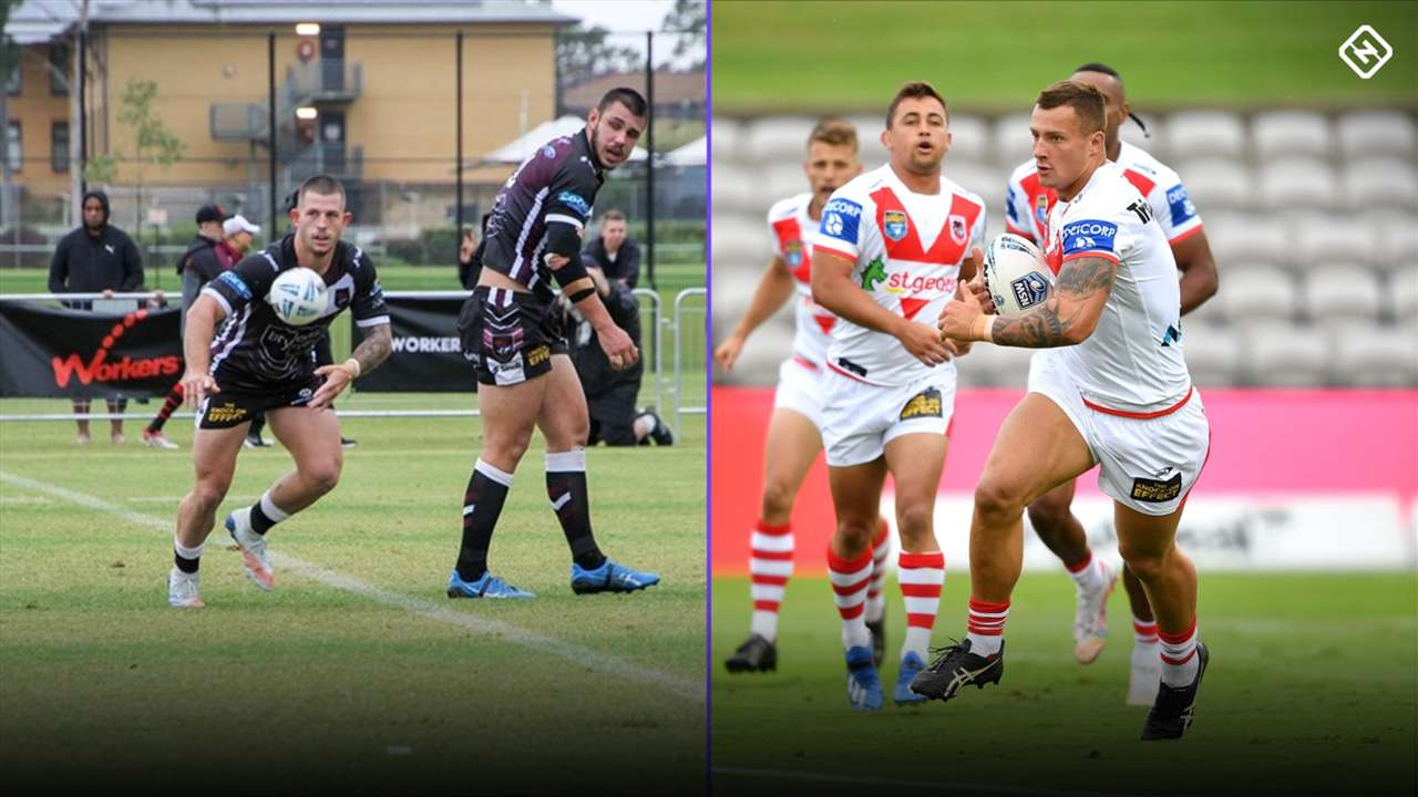 NSW Cup rd1 standouts