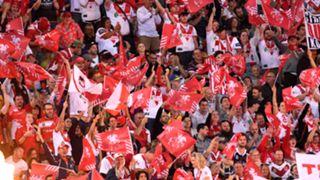 St George Illawarra fans