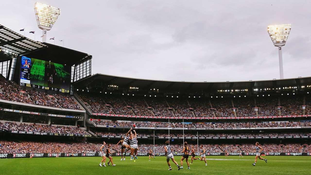 #Melbourne Cricket Ground