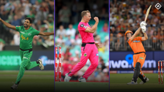 Big Bash Team Of The Year Trio