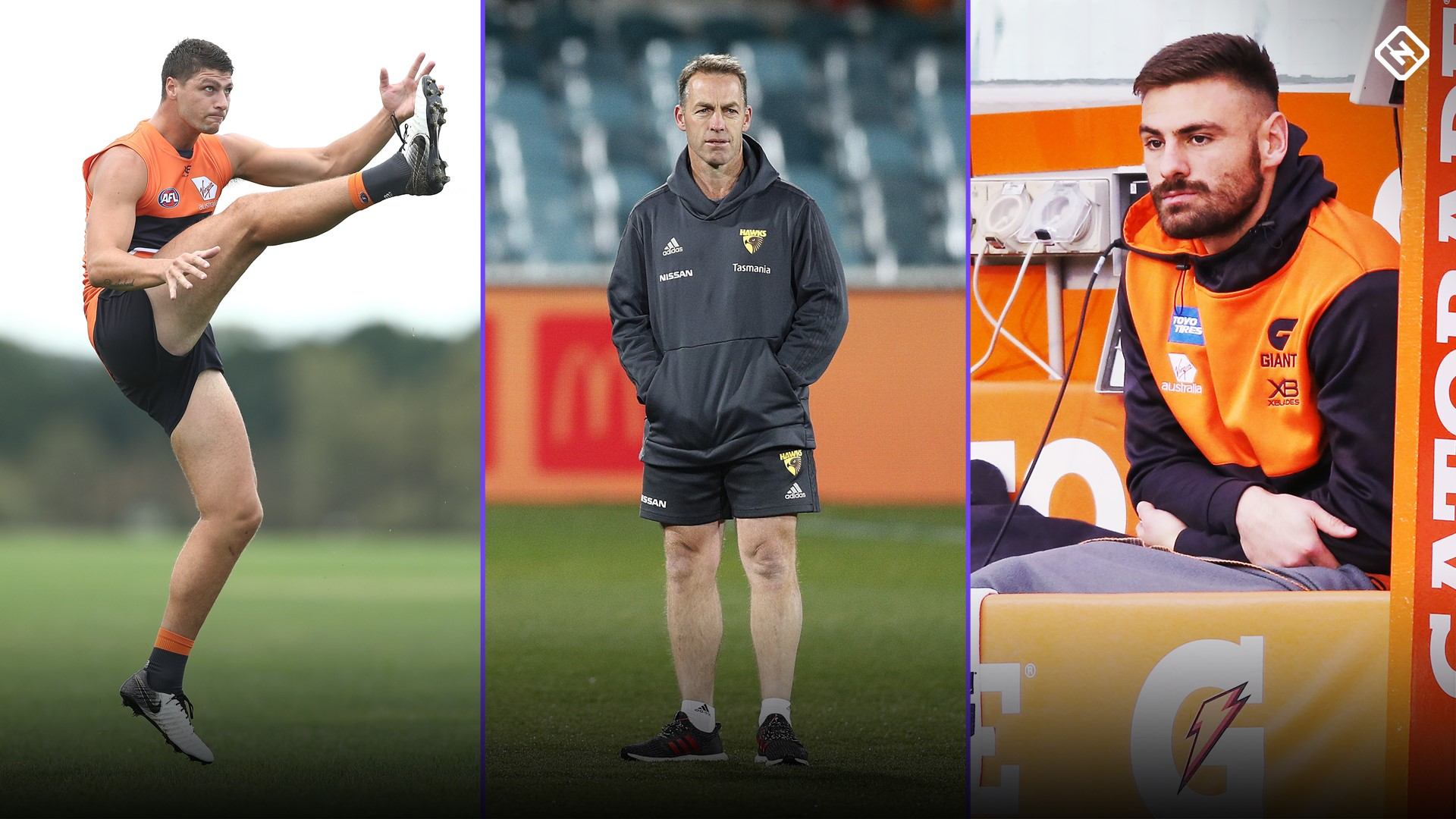 Alastair Clarkson Confirms He Has Talked To Stephen Coniglio Jonathon Patton Likely On The Move To Hawthorn Sporting News Australia