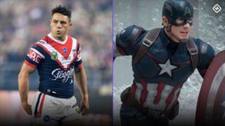Cronk Captain America