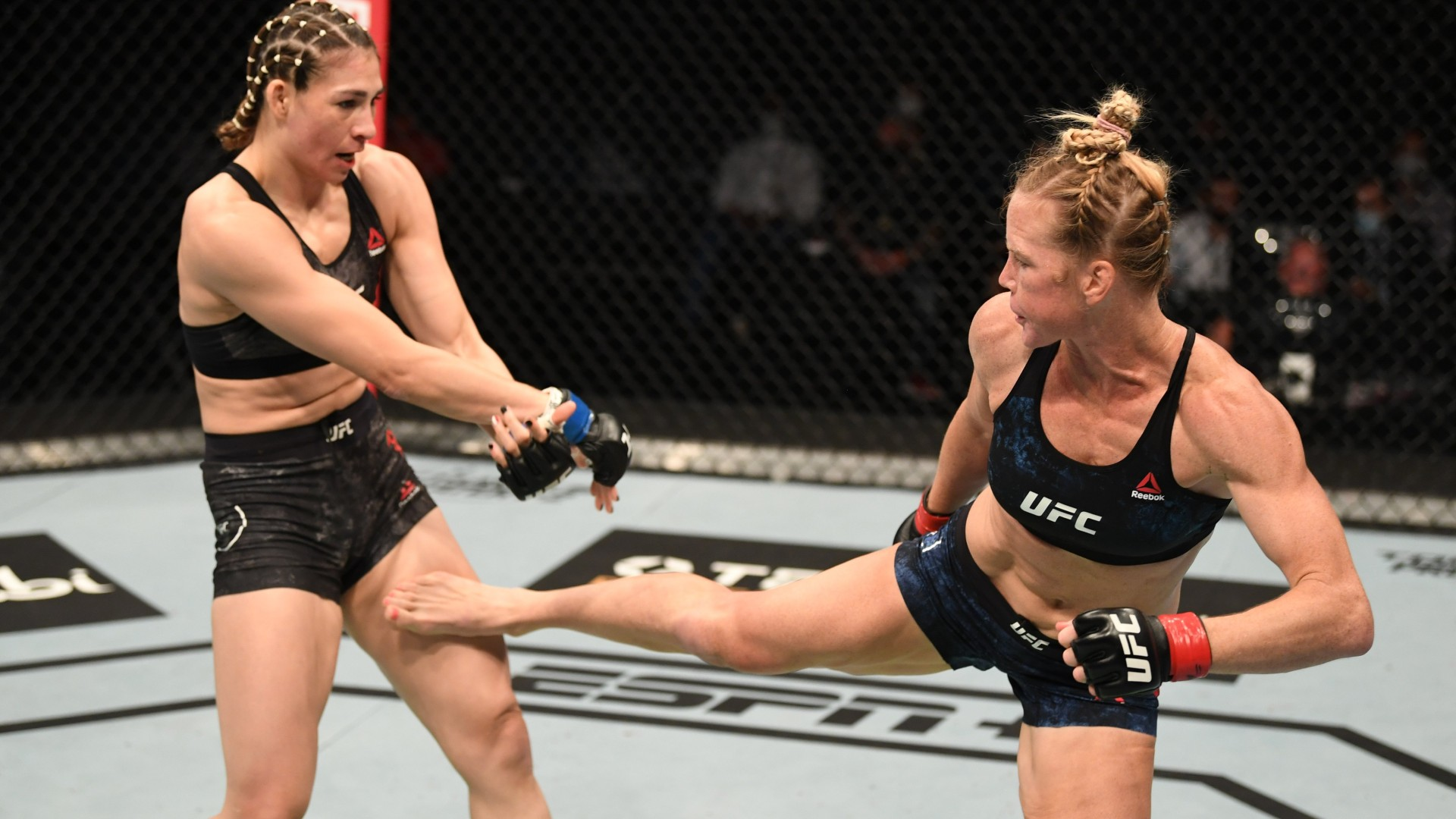 UFC Fight Island: Holly Holm claims one-sided decision win over Irene Aldana | Sporting News Australia