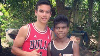 #daniel and maurice rioli junior