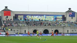 #AFL Shanghai 2018 Port Adelaide Gold Coast