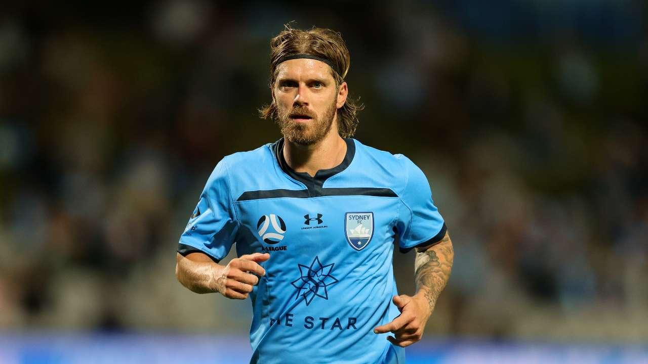 Luke Brattan Sydney FC 2021