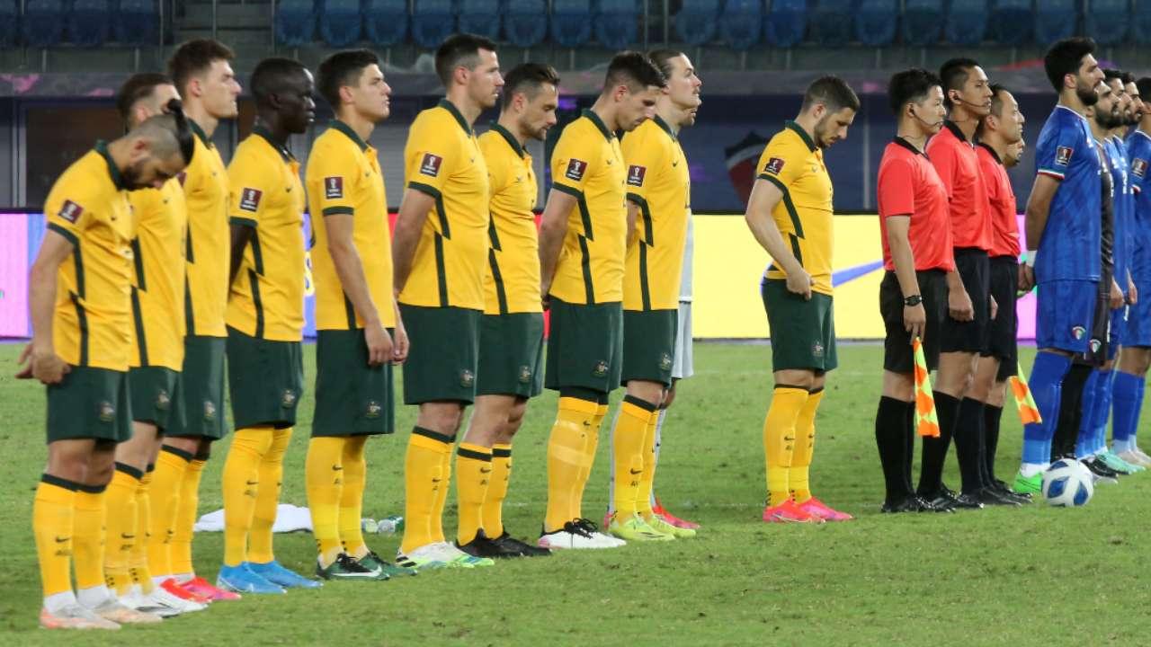 Socceroos 2021