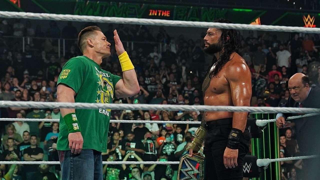 Cena Reigns
