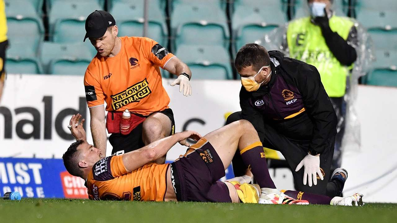 Corey Oates injury