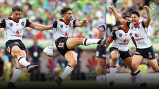 Shaun Johnson field goal