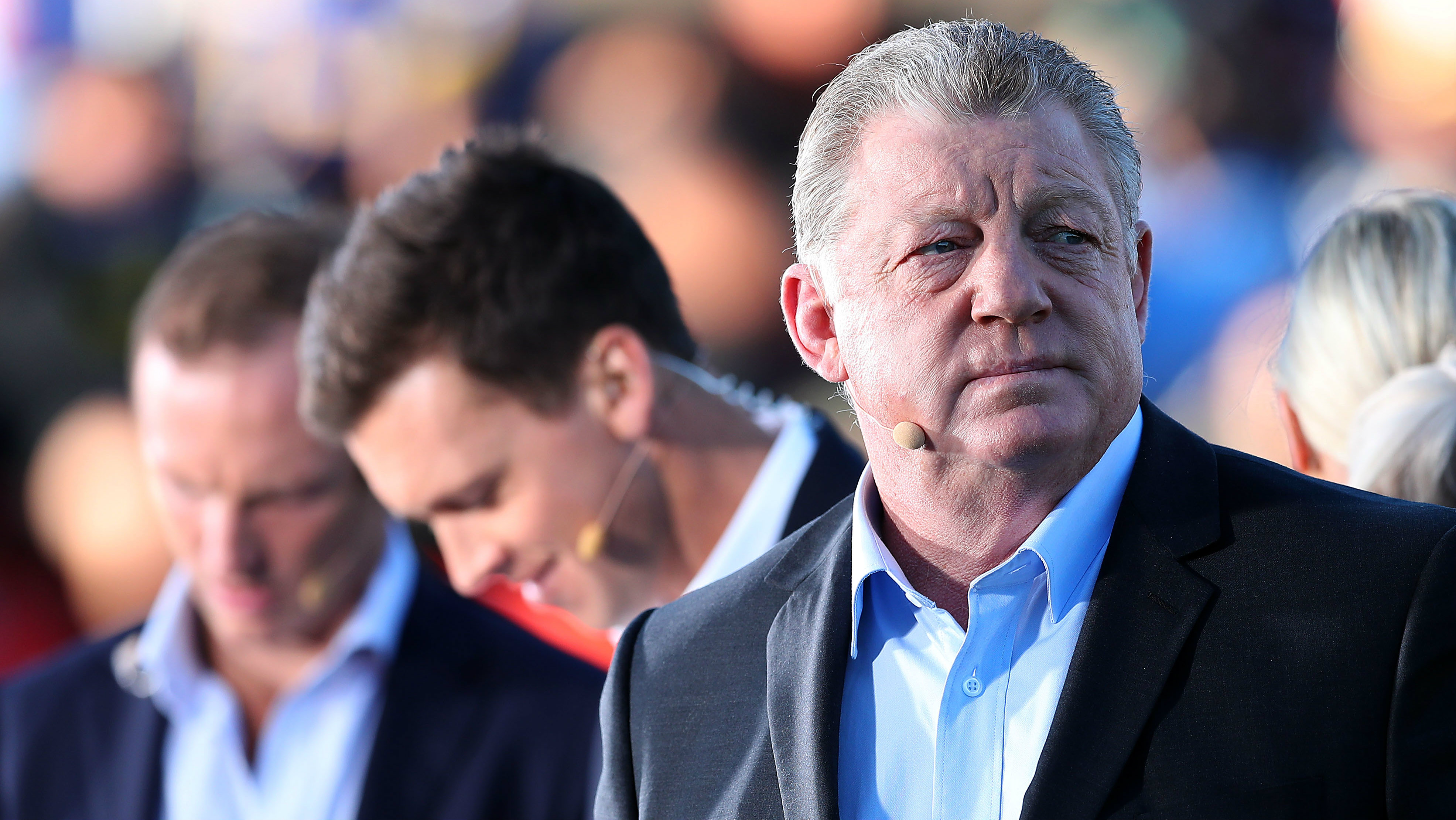 Phil Gould set to shake up 'volatile' NRL player management industry