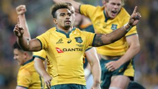 Wallabies Will Genia