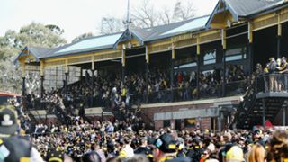 #Punt Road Oval Richmond