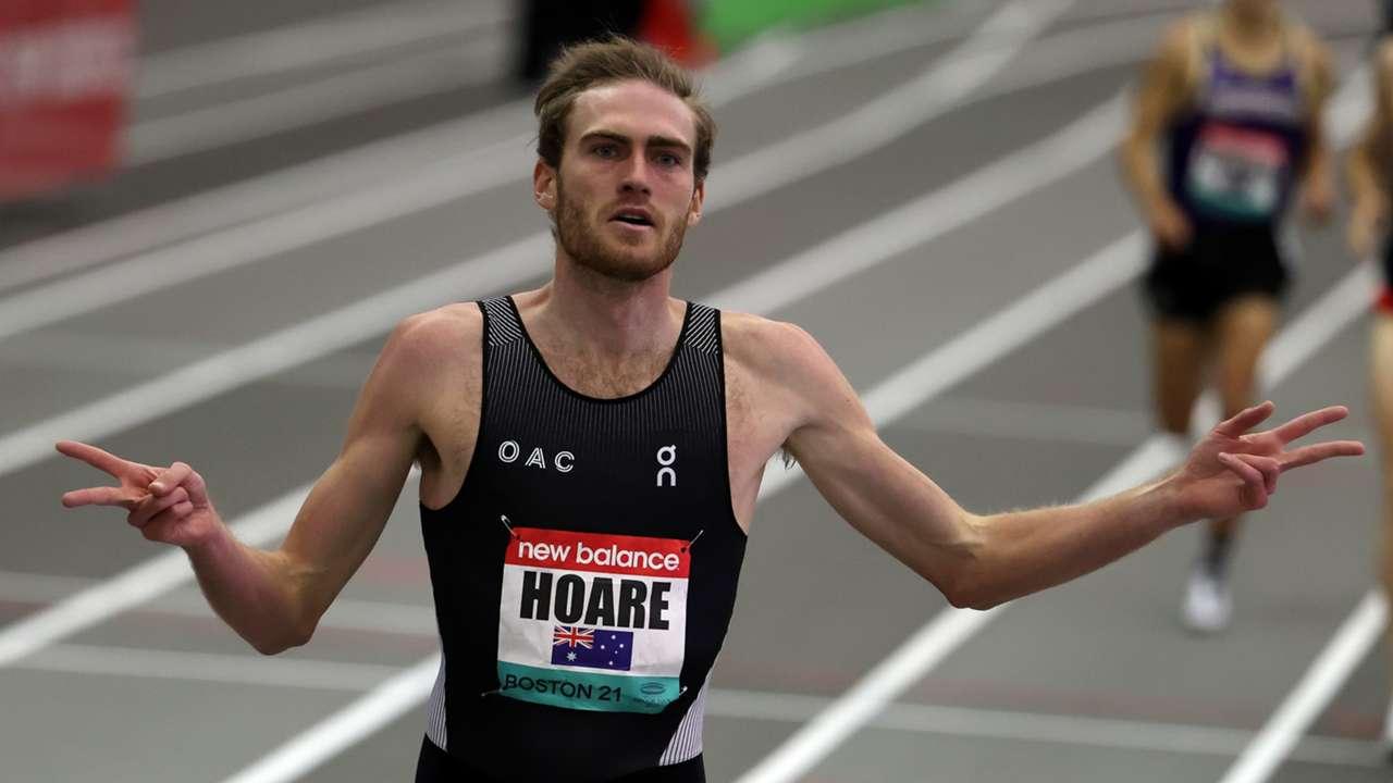 Oliver Hoare Olympics