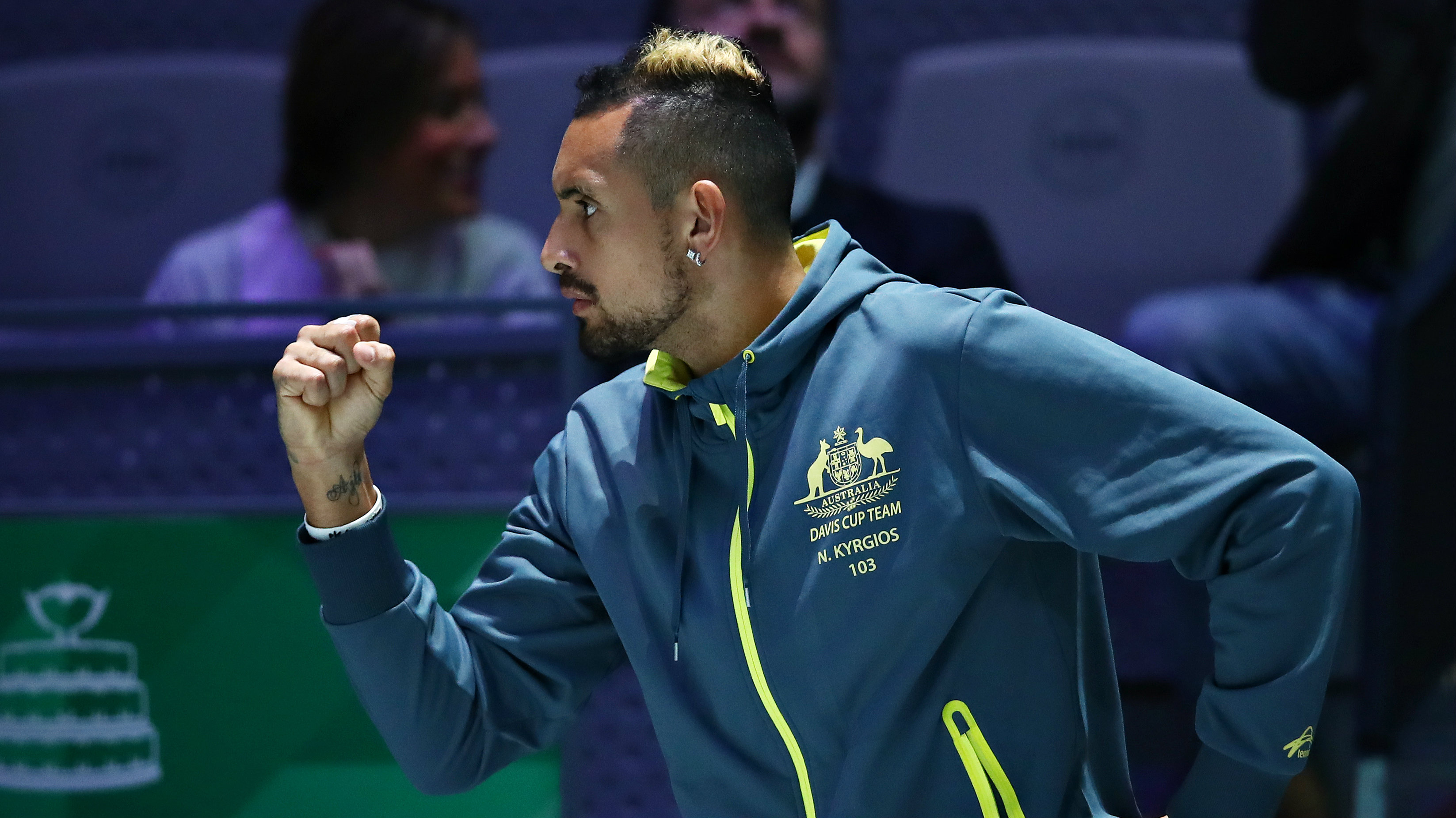 Nick Kyrgios could be set for Sydney Kings charity basketball game