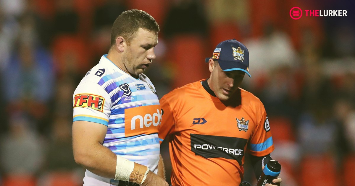 The NRL Lurker: Shannon Boyd set for Titans exit as Justin Holbrook wields the axe