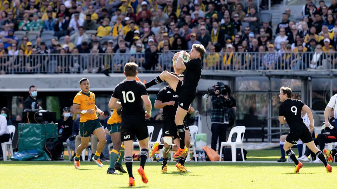 Jordie Barrett red card