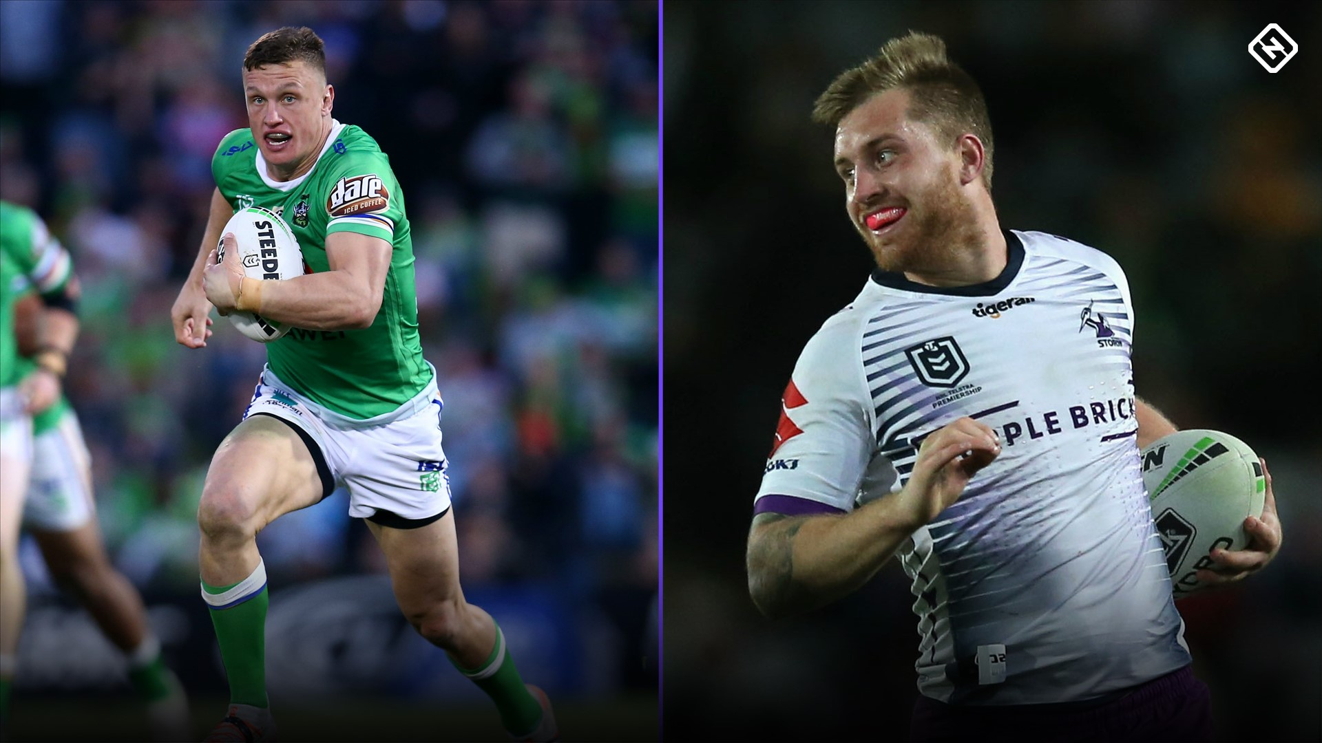 'He's one of the best': Cameron Munster ready for challenge against in-form Canberra Raiders star Jack Wighton